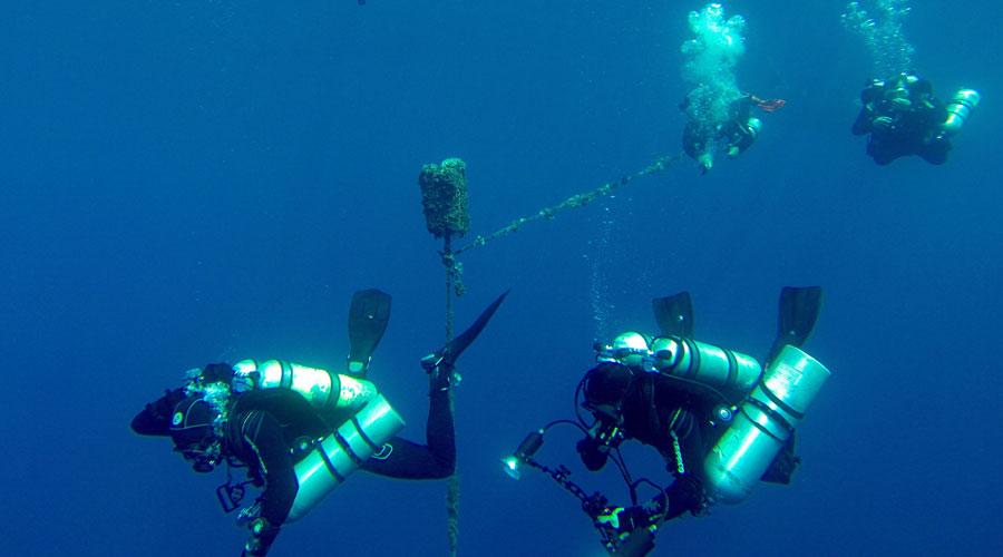 Technical Boat Dive – Tec 1 (40-51m)