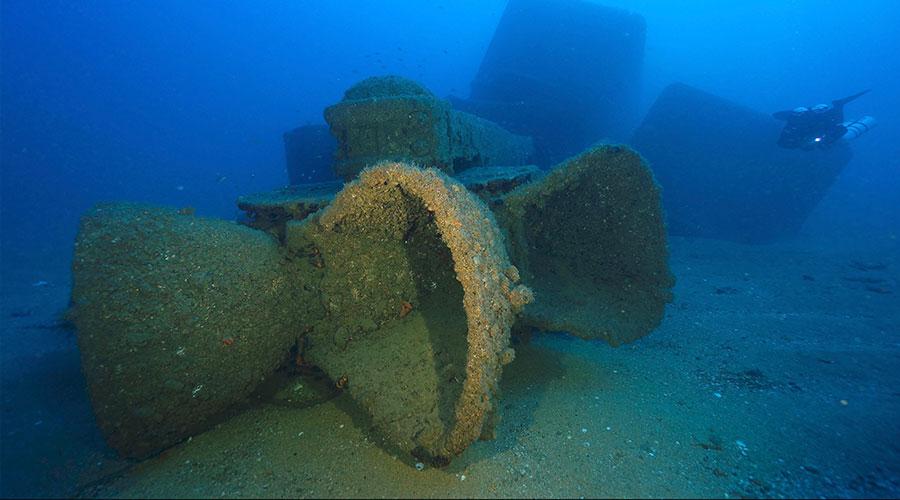 Wreck Diving Sydney
